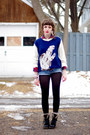 Polar-bear-unknown-sweater