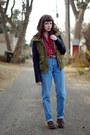 Doc-marten-boots-levis-jeans-best-ever-jj-basics-jacket-suede-vintage-vest