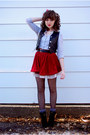 Steve-madden-boots-unknown-shirt-leather-kids-unknown-vest