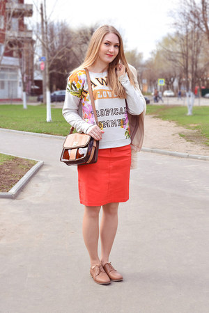 Bon Prix jumper - Bon Prix skirt