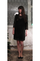 black gerard darel dress - black Bianco shoes