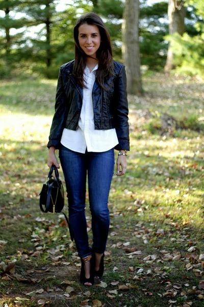 navy skinny jeans Joes Jeans jeans - black mini 31 Phillip Lim x Target bag