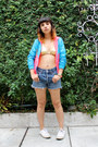 Sky-blue-multicolored-adidas-originals-hoodie-sky-blue-levis-shorts