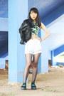Widow-jacket-zara-shorts-tuk-footwear-loafers-topshop-top