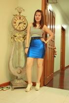 Mango top - Urban Juncture skirt