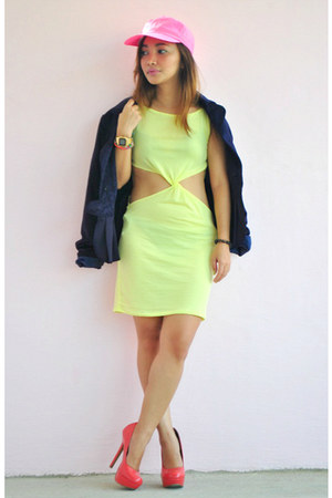 Forever 21 shoes - cut-out Oh My Darling dress