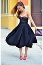 Accesorize-bag-petal-a-t-skirt-red-stella-luna-heels-payless-earrings