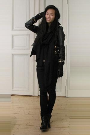 Zara - DinSko - H&M -