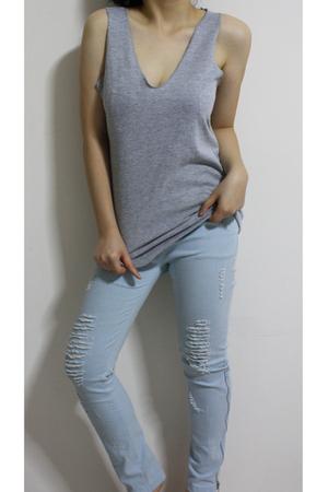 wwwthevavavoomfashioncom t-shirt - wwwthevavavoomfashioncom jeans