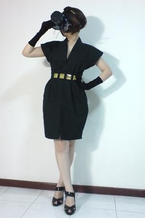 httpthevavavoomfashioncom dress - Aldo shoes - httpthevavavoomfashioncom belt -