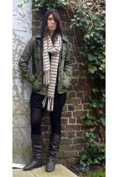 H&M jacket - Sacha shoes - H&M dress