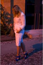 Zara jacket - H&M jeans - American Apparel - vintage - H&M -