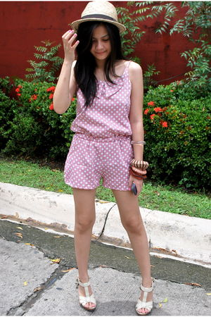 pink random from Hong Kong dress
