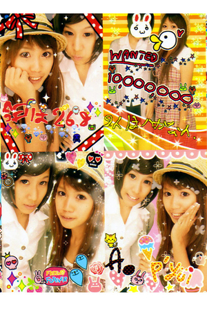 Purikura@central lardpraw