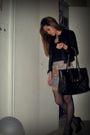 Black-h-m-jacket-black-h-m-top-gray-wet-seal-skirt-black-aldo-shoes-blac