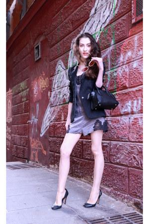 black Juicy Couture blazer