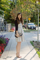 Jeffrey Campbell shoes - madewell dress