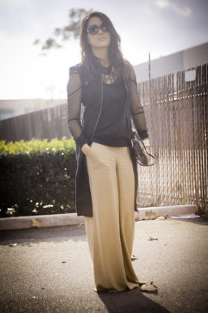 camel wide leg In Love with Fashion pants