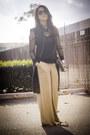 Black-sheer-sleeves-urban-outfitters-shirt-black-diy-vest