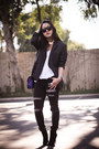 Black-the-bfs-blazer-black-zara-boots-black-urban-outfitters-jeans
