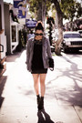Jeffrey-campbell-boots-bodycon-ax-paris-usa-dress-urban-outfitters-jacket