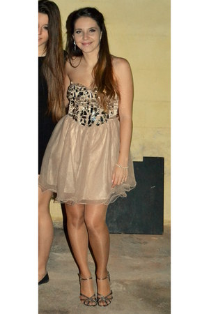 Bershka dress - Pimkie heels