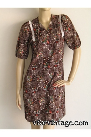 vintage from vforvintagecom dress