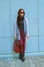 Topshop-boots-zara-sweater-h-m-scarf-zara-bag-zerouv-sunglasses