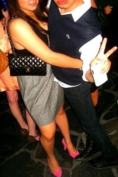 dress - Dolce Vita shoes - Chanel purse