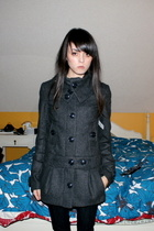 H&M coat - Sirens jeans