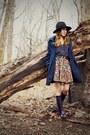 Black-michael-kors-coat-beige-asos-skirt