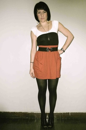 American Apparel skirt - American Apparel shirt - American Apparel shirt - Urban
