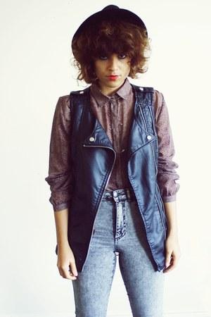 Religuion vest - Primark blouse