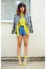 H-m-blazer-zara-shorts