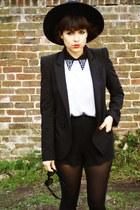 DIY blouse - asoscom blazer