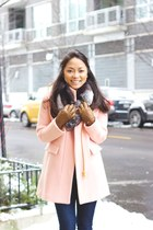 wool JCrew coat