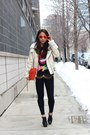 Cream-asos-jacket-red-rebecca-minkoff-bag-red-ray-ban-sunglasses