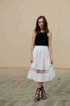 black lace-up heels Windsor Smith heels