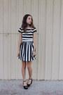Black-wedges-jo-mercer-shoes-black-striped-lulus-dress