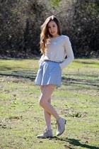 striped Gap skirt