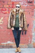 H&M jacket - Zara jeans - H&M Trend shirt