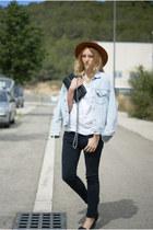 Sfera hat - Zara jeans - Levis jacket