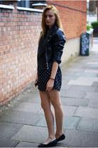 H&M dress - Romwecom jacket