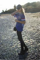 Zara jeans - Primark shirt - romwe bag