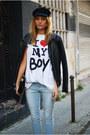 Zara-jeans-zara-jacket-blanco-shirt