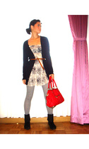 H&M sweater - Zara top - Voegele shoes