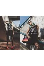 iron fist boots - iron fist dress - iron fist bag
