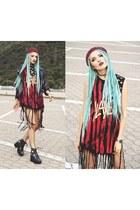 Iron Fist Clothing boots - style moi jacket - Elisha Francis accessories
