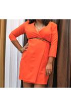 4ecb53c0d99 pencil skirt asoscom dress - hot pink thrifted shoes