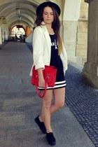 Misbhv dress - H&M bag